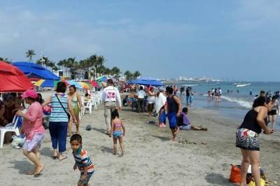Reforzará Marina vigilancia en playas del estado durante Semana Santa