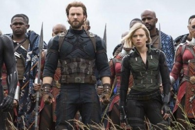 Presentan segundo avance de 'Infinity War'