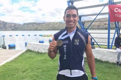 Heliud Pulido, tercer tuxpeño en participar en Juegos Olímpicos