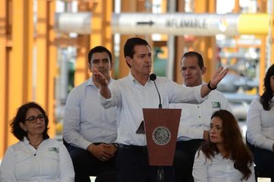 Reforma energética no se puede cancelar: EPN