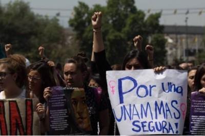 Creció 10 veces la violencia de género en los últimos 2 años en la UNAM