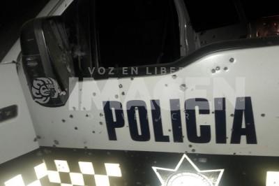 Convoy embosca a patrulla y mata a jefe policial del Gobierno de Veracruz