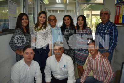 40 Años de servicio: Realizan homenaje a Othón Canales