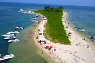 Exigen cerrar al público la Isla de En medio; no hay cultura ambiental