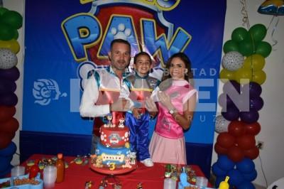 ¡Todos a una cena!: Emilia Cuenca Arias cumple tres años de vida