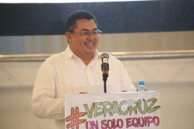Arranca Juan Nicolás Callejas Campaña al Senado de la República por Veracruz