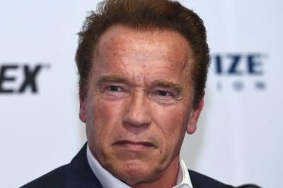 Schwarzenegger tuvo operación a corazón abierto