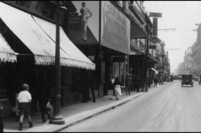 La calle más vieja de América