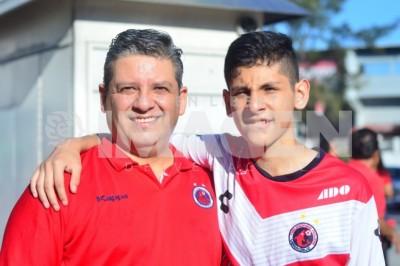 Sport:En el partido de Tiburones Rojos contra Xolos
