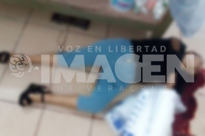 Asesinan a mujer dentro de su negocio en Cuitláhuac