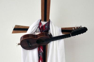 Dispuesto a levantar la cruz
