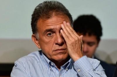 Repite Yunes Linares estafa a burócratas
