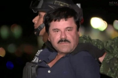 'El Chapo' retira petición de hablar sobre su situación carcelaria