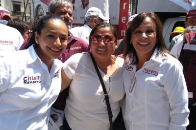 No podemos permitir que los veracruzanos vivan con miedo: Citlalli Navarro