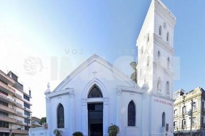 Iglesias de la diócesis de Tuxpan, implementan medidas de seguridad