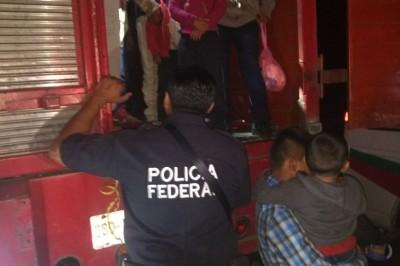 Inicia PGR carpeta de investigación contra probable responsable de transportar a 103 migrantes
