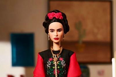 Prohíben en México la venta de la muñeca Barbie de Frida Kahlo