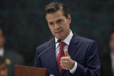 La seguridad aún es uno de los mayores retos, reconoce Peña Nieto
