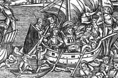 Apuntes de la llegada de Cortés