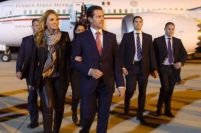 Llega Peña Nieto a España; busca fortalecer relaciones comerciales