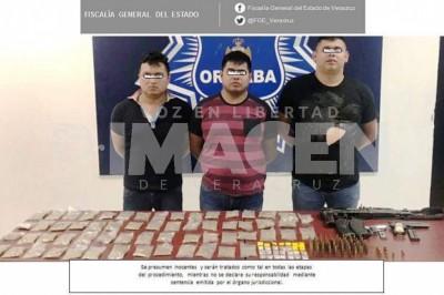 Tres detenidos en Córdoba