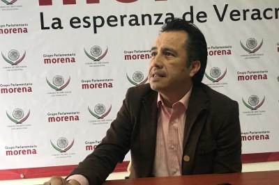 Yunes Linares intentará una elección de estado pero no lo logrará: Cuitláhuac