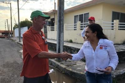 Política con sentido social para defender el derecho al agua: Citlalli Navarro