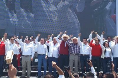 Pobreza e inseguridad, herencia del PAN en Veracruz: José Yunes