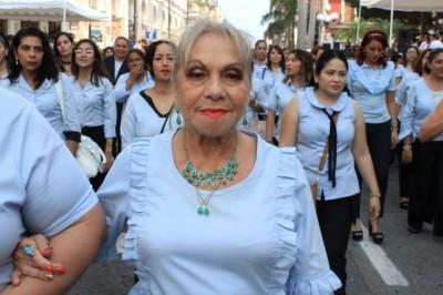 'El Sindicato es libre de votar por quien quiera': Estela Fentanes