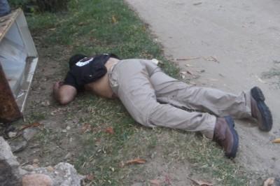 En Coatzacoalcos, asesinan a petrolero detrás de una escuela