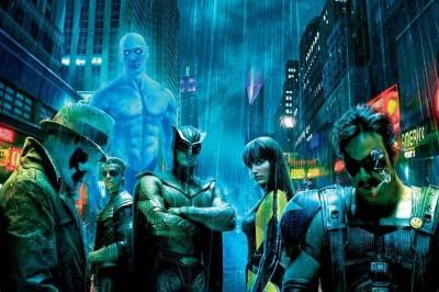 Listo rodaje para serie de Watchmen