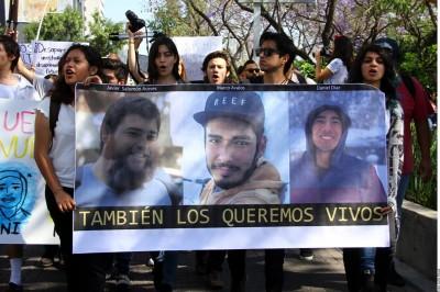 Detienen a uno de los presuntos homicidas de los estudiantes de Jalisco