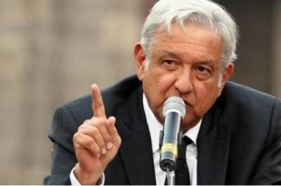 López Obrador pide a veracruzanos repudiar nepotismos y cacicazgos