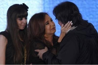 Procesan por lavado de dinero a Cristina Fernández