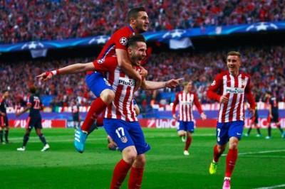 Atlético campeón de Europa League