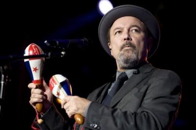Roban fuerte suma de dinero a Rubén Blades en su visita a Veracruz
