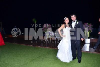 SE DAN EL SÍ: Mabel Aguilera y José Anahuati se desposan