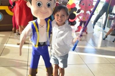 BARCO A LA AVENTURA: Rodrigo Notario Constela cumple cuatro años de vida