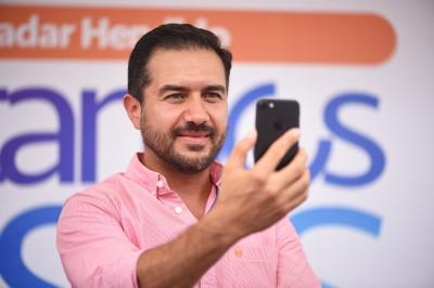 Miguel Ángel Yunes Márquez ya baraja la posibilidad de ganar las elecciones