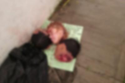 Encuentran tres cabezas con narcomensaje en Tecolutla