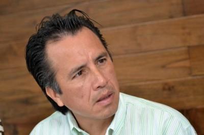 Miguel Ángel Yunes Linares pactó con bandas delincuenciales:  Cuitláhuac García
