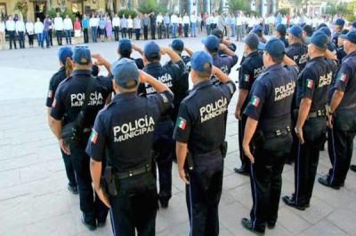 Ex-policías veracruzanos reclaman indemnización desde 2015