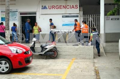 Hirió en el cuello a su hermana en Tlacojalpan; muere en el hospital