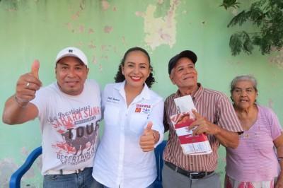 Servicios públicos eficientes para mejorar la vida de los Veracruzanos: Citlalli Navarro