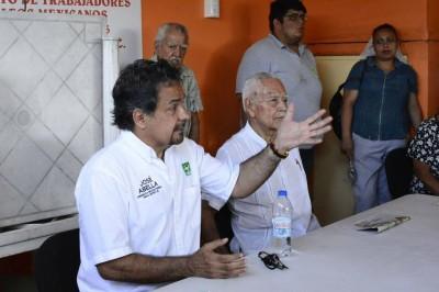 Abella García asegura que actuar de escolta fue en respuesta a una agresión previa