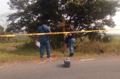 Hombre mutilado fue encontrado a la altura de Puente Moreno