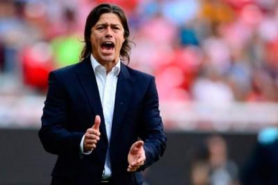 Chivas pacta cese del entrenador argentino Matías Almeyda