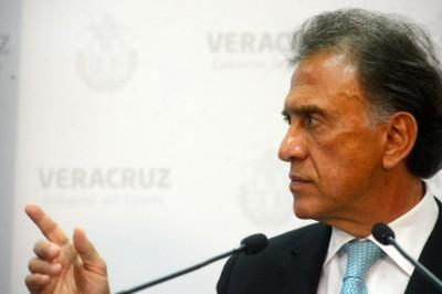 El gobierno de Miguel Ángel Yunes Linares está
