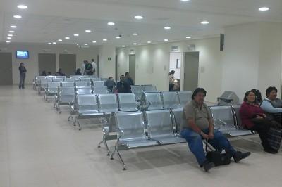 Hospital de alta especialidad sin clima hasta agosto
