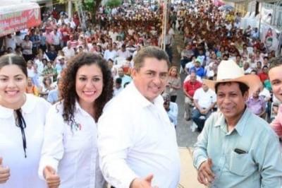 'No dejaré de trabajar por el bienestar de los veracruzanos': Callejas Roldán
